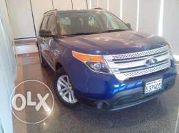 Ford Explorer XLT 2015 Model BD 9900