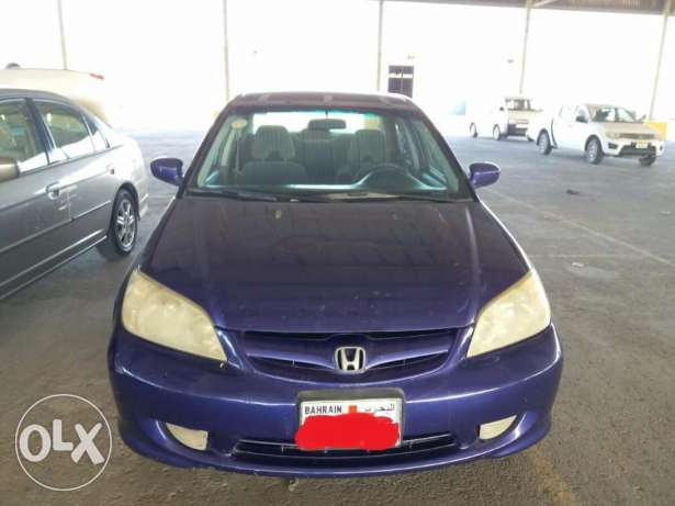 Honda civic 2004 model