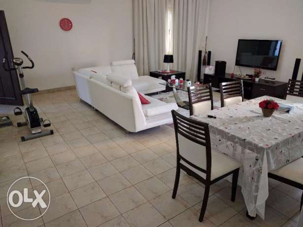 Hidd - 2 Bedroom fully furnished villa flat with private pool - inclus