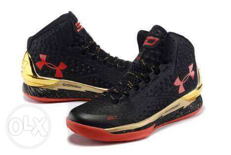 Under armour Stephen curry 1