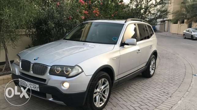 For Sale BMW X3 SI Engine 3.0cc Model 2008 K.m:99800