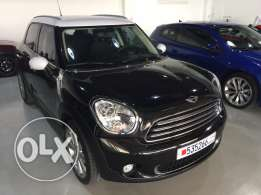 Mini Cooper Countryman 2013 only 13000 km