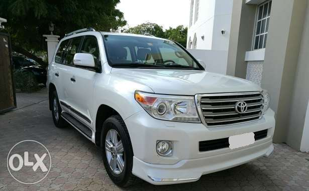 Toyota Land Cruiser vxr 2014