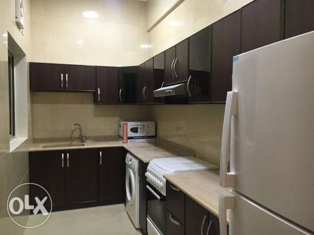 3 Bedrooms Semi Furnished Flat For Rent New HIDD عوادية -  5