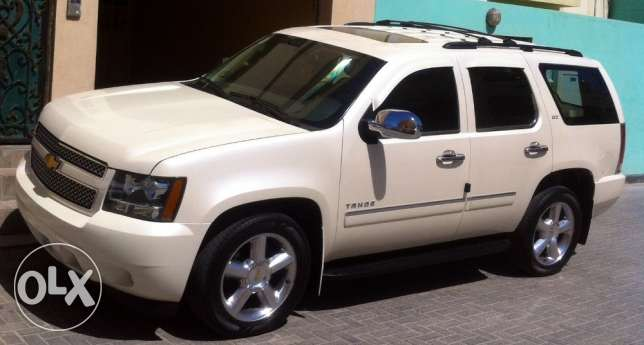 Chevrolet TAHOE LTZ. full option