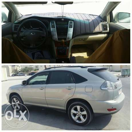 For sale Lexus jeep Rx330
