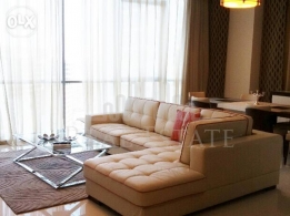 Fully Furnished Sea & City View Apartment in Juffair 140sqm