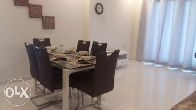 Brand new 2 Bedrooms apartment with modern furniture fully furnished n جزر امواج  -  3