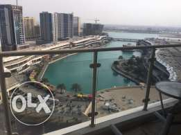 flat 2 bedroom lagoon view for rent in amwaj