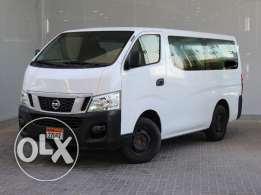 Nissan Urvan 2013 White For Sale