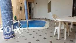 Hidd/flat for rent fully furnished/all inc/gym and s.pool