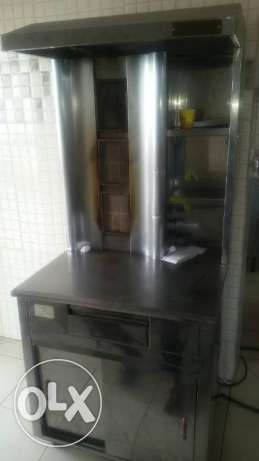 Shawarma machine for sale 200 bd