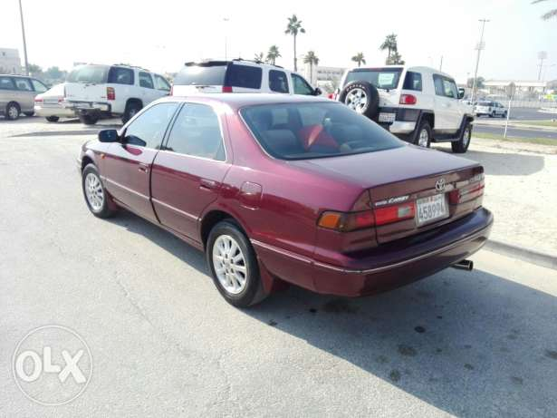 For sale Toyota Camry 98 دومستان -  4