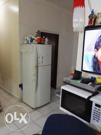 Furnished 1 bedroom Flat ready to occupy المحرق -  5