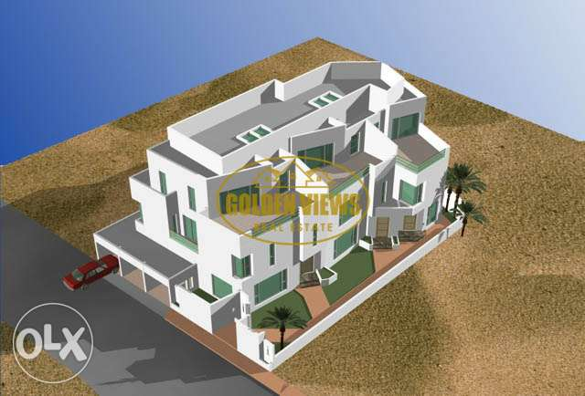 Modern 4 bedroom villa for rent available in good residential areal