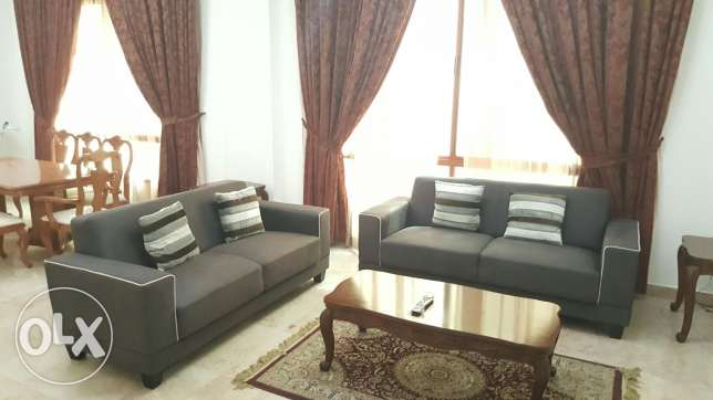 Awesome Fully furnished 2 Bhk with all amenities جفير -  1