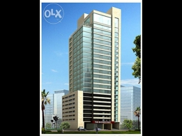for rent office space front of Bahrain city center mall