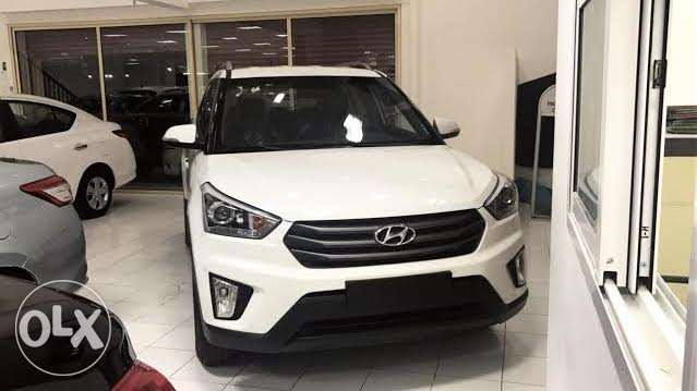 NEW Hyundai Creta 2017 (Rent to Own)