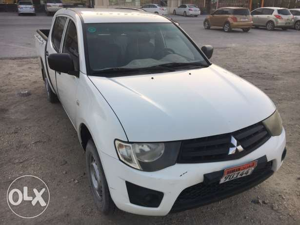 Mitsubishi L200 (diesel) 2012 for sale