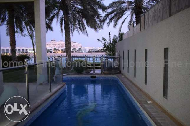 Brand New Fully Furnished Villa For Rent In Amwaj (Ref No: AJSH21)