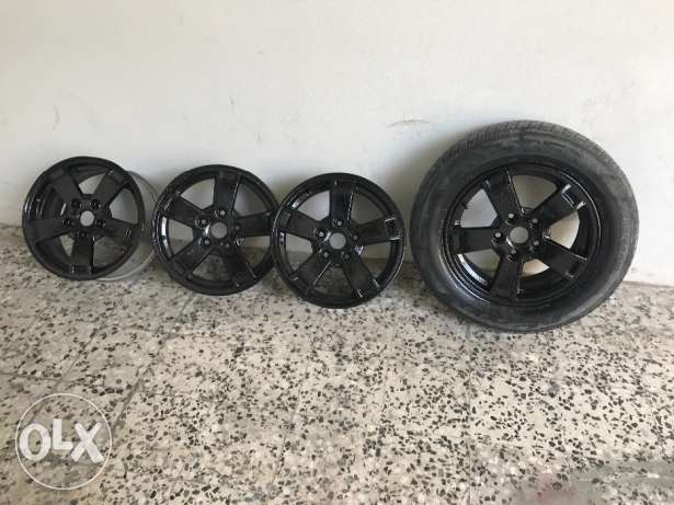 "16"" 5 bolt rims for sale"