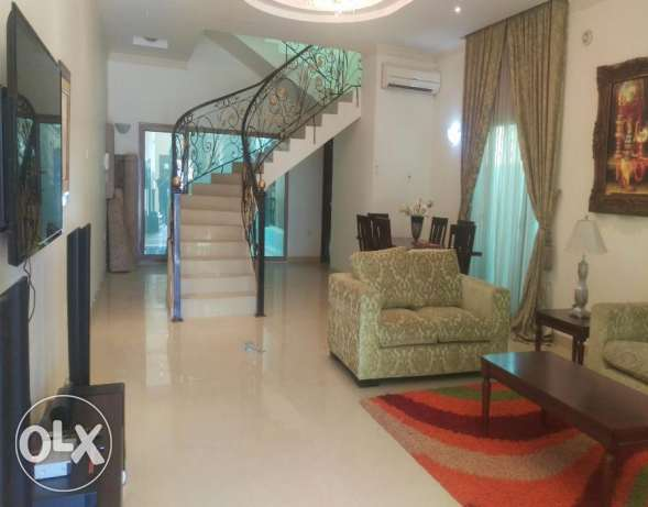 Fully Fubrished Villa For Rent At Hidd (Ref No: HDSH2) المنامة -  1