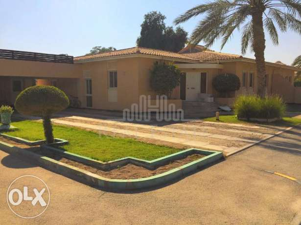 Spacious Compound Villa with Private Garden
