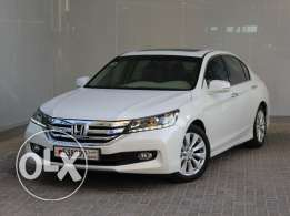 Honda Accord 4DR 2.4L EXi-A Cloth 2016 White For Sale
