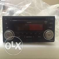 Toyota original CD radio