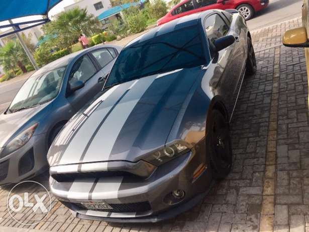 Ford Mustang 2014 with Shelby Kit