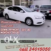 Nissan sentra 2013 model for sale. Amazing offer to get loans