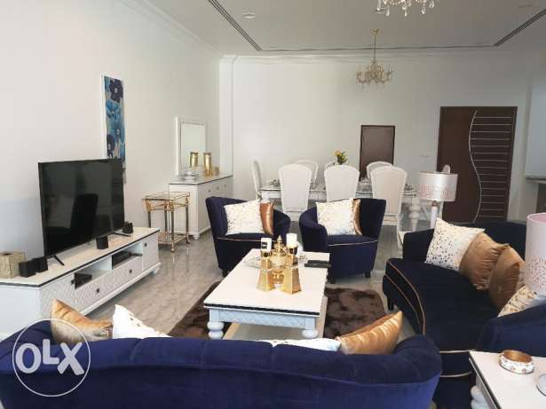 Luxurious brand new 2 bedrooms flat for rent at the heart of seef!!