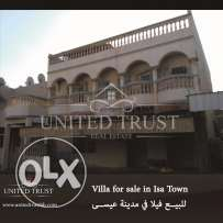 villa for sale in Isa Town