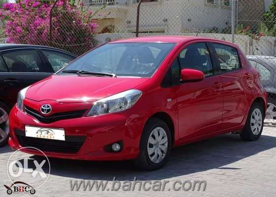Installment Cars Toyota Yaris 2012 model