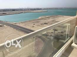 Wonderful Brand new 2 BR in Amwaj, Sea view