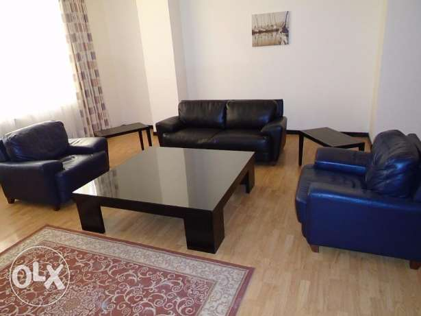 great 3 bedroom fully furnished in Juffair