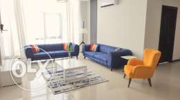 Bright 2 BHK flat with awesome furniture/ brand new