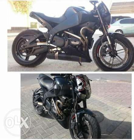 buell street fighter model 2010