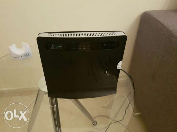 Router zain for sale