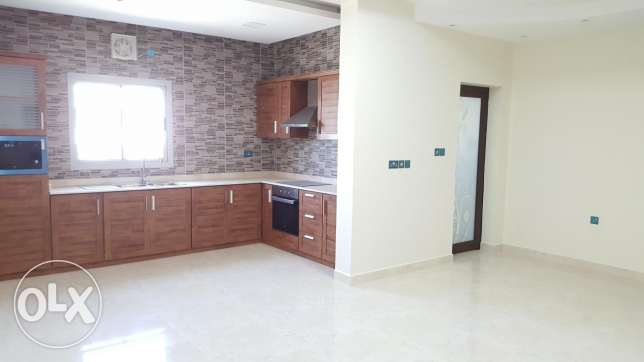 2 BR semi furnished with gym & pool