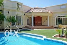 Luxury compound villa with own pool in Jasra