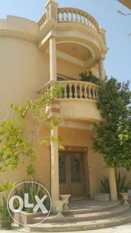 UPER DELUXE 5 Bedrooms Fully Furnished Villa in SAAR for RENT