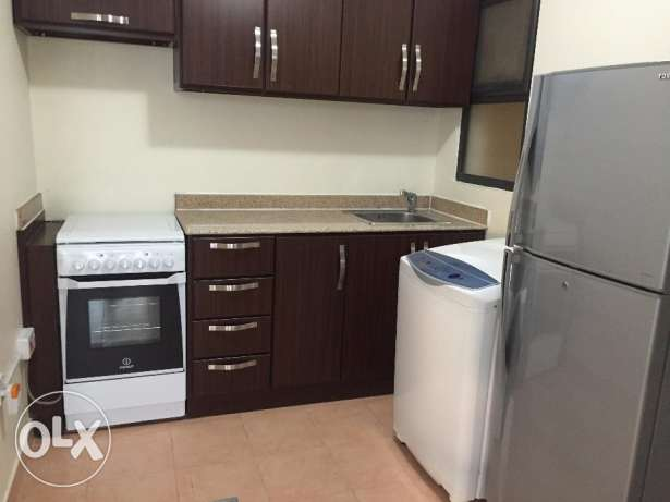 Amazing Studio Fully Furnished Apartment in Juffair Available End Mont