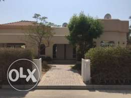 Semi furnished 5 bed room compound villa