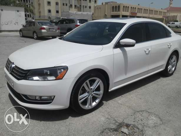 Volkswagen Passat 2013 Full option(1) Under warranty agents maintenanc