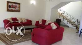 NEW HIDD-3 bedroom semi furnished Villa inclusive