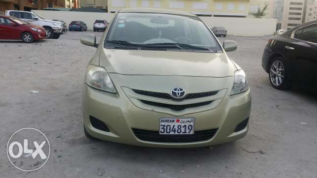 Toyota yaris model 2008
