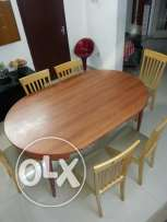 BIG Dining Table _ 6 SEATER