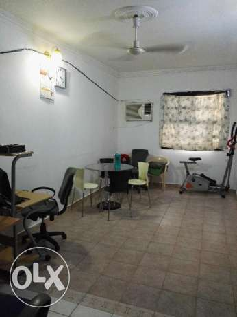 Furnished 1 bedroom Flat ready to occupy المحرق -  2
