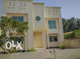 Hamala 4 Bedroom semi furnished modern villa for rent - Navy welcome